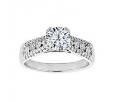 Diamond Solitaire Ring 0.56 CT / 3.39 gm Gold
