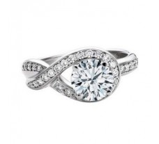Diamond Solitaire Ring 0.53 CT / 2.39 gm GOLD