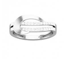 Natural Diamond Ring 0.24 CT / 3.80 gm Gold