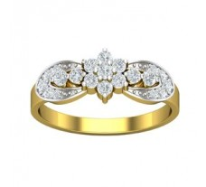 Natural Diamond Ring 0.45 CT / 2.97 gm Gold