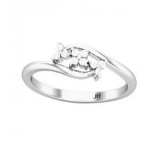 Natural Diamond Designer Ring  0.12 CT / 2.25 gm Gold