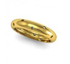 Natural Diamond Band 0.36 CT / 2.80 gm Gold
