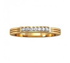 Natural Diamond Designer Ring  0.17 CT / 2.00 gm Gold