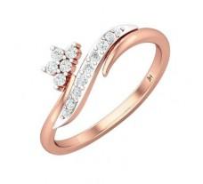 Natural Diamond Designer Ring 0.20 CT / 2.62 gm Gold
