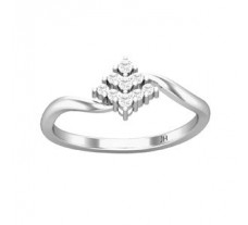 Natural Diamond Designer Ring 0.14 CT / 2.73 gm Gold