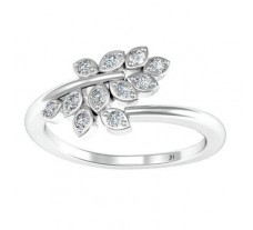 Natural Diamond Ring 0.16 CT / 2.25 gm Gold