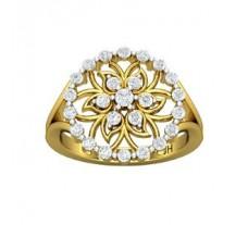 Natural Diamond Ring 0.70 CT / 5.25 gm Gold