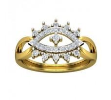 Natural Diamond Ring 0.41 CT / 5.7 gm Gold