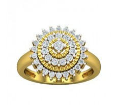 Natural Diamond Ring 0.67 CT / 4.90 gm Gold