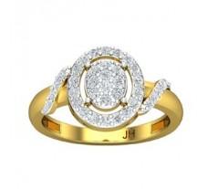 Natural Diamond Ring 0.55 CT / 3.50 gm Gold