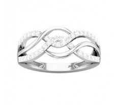 Natural Diamond Ring 0.35 CT / 3.15 gm Gold