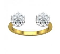 Natural Diamond Ring 0.32 CT / 3.23 gm Gold