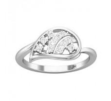 Natural Diamond Ring 0.20 CT / 2.80 gm Gold