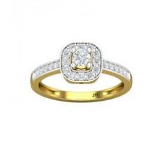 Natural Diamond Ring 0.49 CT / 2.90 gm Gold