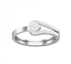 Natural Diamond Ring 0.35 CT / 2.60 gm Gold