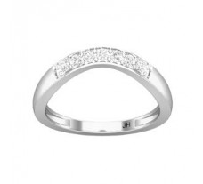 Natural Diamond Ring 0.21 CT / 2.50 gm Gold