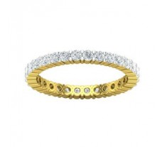 Natural Diamond Band 1.05 CT / 2.95 gm Gold