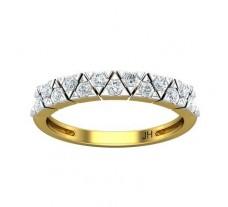 Natural Diamond Ring 0.45 CT / 2.95 gm Gold