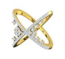 Natural Diamond Ring 0.71 CT / 5.60 gm Gold