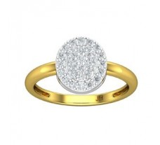 Natural Diamond Ring 0.51 CT / 2.90 gm Gold