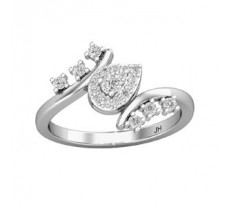 Natural Diamond Ring 0.32 CT / 3.00 gm Gold
