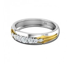 Natural Diamond Band 0.29 CT / 3.20 gm Gold