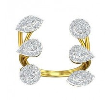 Natural Diamond Ring 0.63 CT / 6.30 gm Gold
