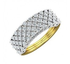 Natural Diamond Ring 1.04 CT / 4.20 gm Gold