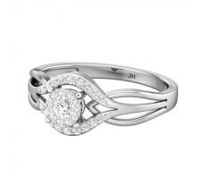Natural Diamond Ring 0.29 CT / 2.79 gm Gold