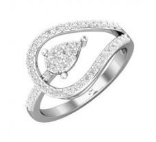 Natural Diamond Ring 0.41 CT / 3.30 gm Gold