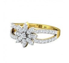 Natural Diamond Ring 0.54 CT / 3.41 gm Gold