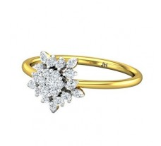 Diamond Ring 0.31 CT / 2.00 gm Gold
