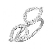Natural Diamond Ring 0.57 CT / 3.56 gm Gold