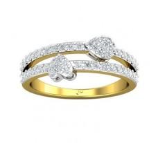 Natural Diamond Ring 0.52 CT / 3.40 gm Gold