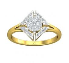 Natural Diamond Ring 0.33 CT / 3.02 gm Gold