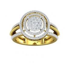Natural Diamond Ring 0.51 CT / 3.84 gm Gold
