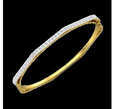 Diamond Bracelets 1.32 CT / 09.85 gm Gold