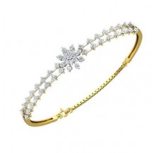 Diamond Bracelets 1.04 CT / 7.46 gm Gold
