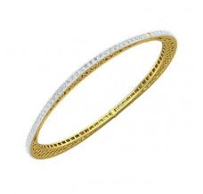 Diamond Bracelets 2.61 CT / 12.94 gm Gold