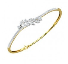 Diamond Bracelets 1.06 CT / 7.36 gm Gold