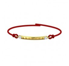 Natural Diamond Bracelets 0.08 CT / 1.00 gm Gold