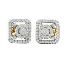 Diamond Earrings 1.02 CT / 5.13 gm Gold