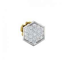 Diamond Earring 0.22 CT / 1.15 gm Gold