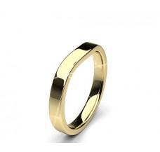 Plain Gold Band Ring 5.60 gm 18k