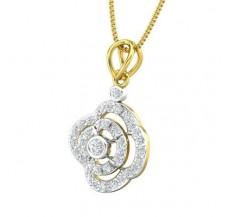 Diamond Pendant 0.49 CT / 1.94 gm Gold