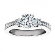 Diamond Solitaire Ring 0.57 CT / 2.64 gm GOLD