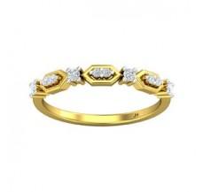 Diamond Ring 0.16 CT / 1.80 gm Gold