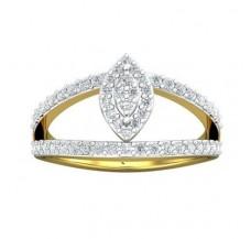 Diamond Ring 0.54 CT / 3.48 gm Gold