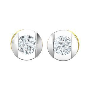 54871c621 PreSet Solitaire Earrings 0.60 CT / 2.50 gm GoldRs 1,35,361Rs 1,10,454
