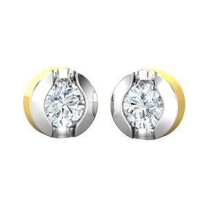 57c357040 PreSet Solitaire Earrings 0.80 CT / 4.00 gm GoldRs 2,25,654Rs 1,83,407